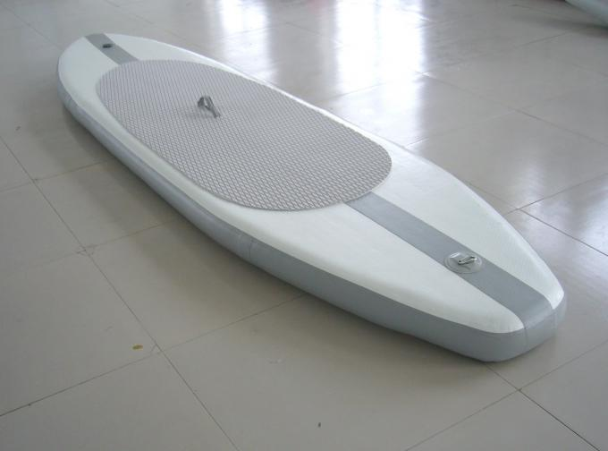 Adjustable Long Inflatable Standup Paddleboard Sit On Kayak for One Person