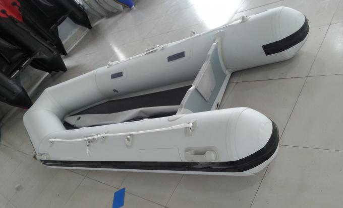 Small 360cm ORCA Hypalon Foldable Inflatable Boat With