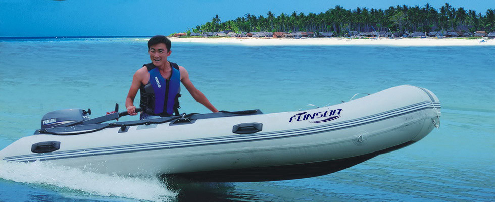 China best Rigid Inflatable Boat (RIB) on sales