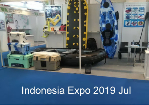 Indonesia Expo 2019 Jul