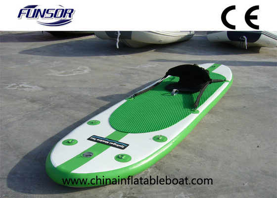 China Adjustable Long Inflatable Standup Paddleboard Sit On Kayak for One Person supplier