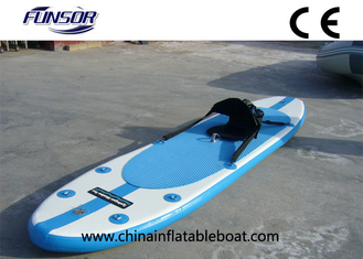 China Blue 3.3m ISUP Inflatable Standup Paddleboard For River / Sea supplier