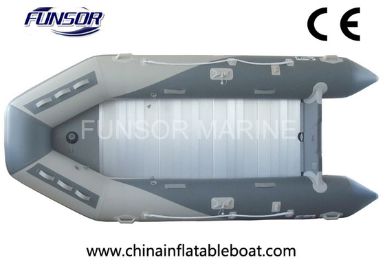 Heavy Duty Collapsible Inflatable Fishing Dinghy 6 Person With EU CE Approved