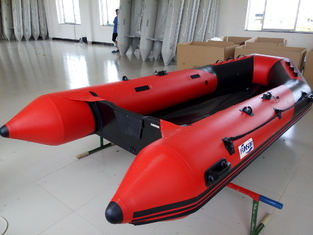 Neoprene / Hypalon 6 Man Inflatable Boat Small Inflatable