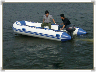 CE Approved Foldable Inflatable Boat with outboard motor 2.3m-6.0m