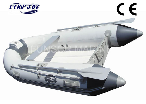 China Small Rigid Inflatable boat Hard Bottom Inflatable Boats With CE Certificate supplier
