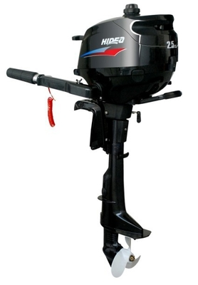 Single Cylinder Marine Outboard Engines 2.5 Horsepower Outboard Motor