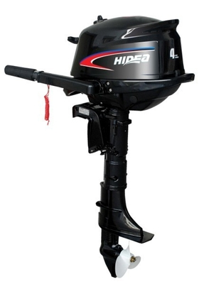 Small Short Shaft 1 Cylinder 4 HP Outboard Motor Marine Jet Engine