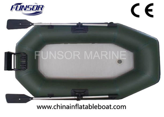 2 Man PVC Motorized Inflatable Boats Inflatable Dinghy With Motor