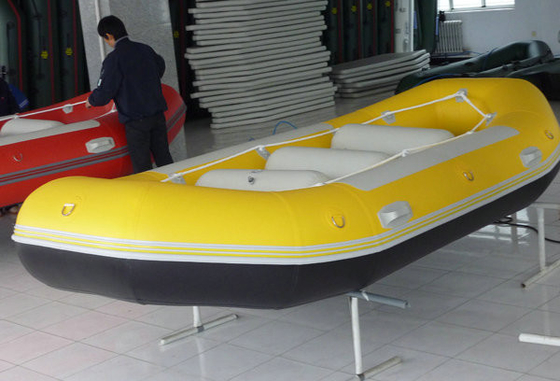 High Performance Towable 7 Person PVC Inflatable Drift Boat FUNSOR