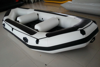 Popular Foldable Four Person Inflatable Drift Boat For Kids / Adults