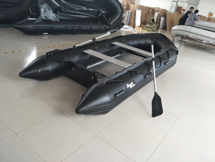 Lightweight Durable Military Inflatable Boats 6 Person For River