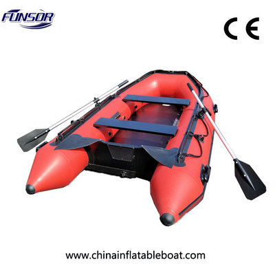 China Funsor CE Approval 3.1M Inflatable Boat For Rescue supplier