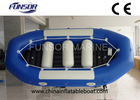 China Heavy Duty 4 Person Inflatable Drift Boat Inflatable Fishing Dinghy Weight 58kg company