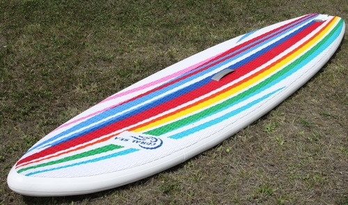Beautiful Surfing 3m Inflatable Standup Paddleboard EVA Non-Slip Mat light weight