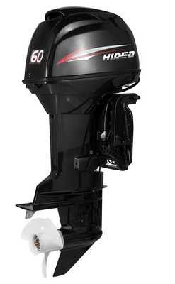 China 60hp 3 Cylinder Electric Outboard Engines 2 Stroke Outboard Motors With CE Certificate distributor