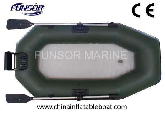 China 2 Man PVC Motorized Inflatable Boats Inflatable Dinghy With Motor distributor