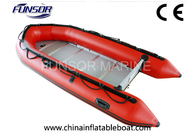 Leisure Sports Hard Bottom Inflatable Boats Inflatable Touring Kayak For River / Lake